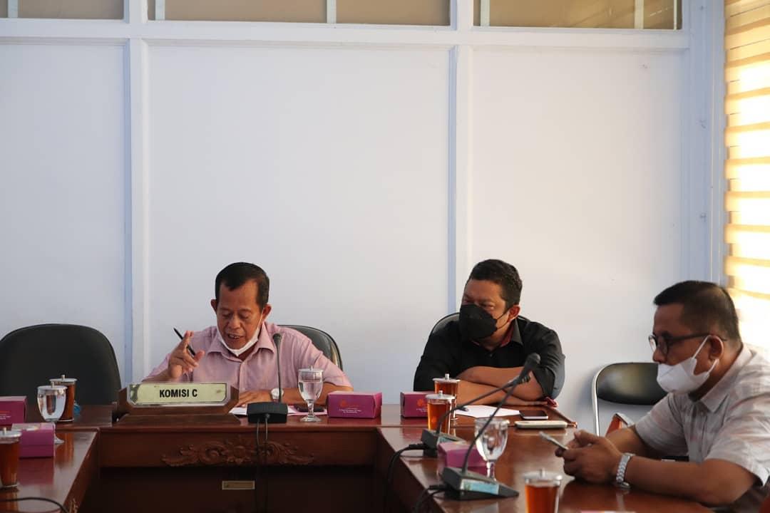 Rapat Kerja Komisi III DPRD kabupaten Pekalongan